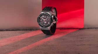 Classic Fusion Aerofusion Chronograph Red  Trends and style