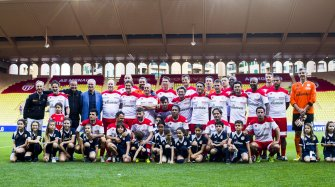 25th edition of the Monaco World Stars Football Match  Arts and culture