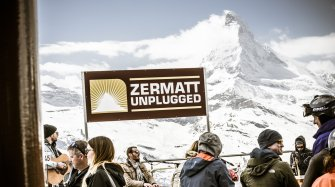 Zermatt Unplugged on Hublot time Arts and culture