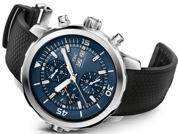 IWC - Aquatimer Chronographe Edition «Expedition Jacques-Yves Cousteau»