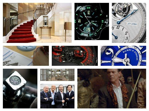 If you have missed it.... - Last month's watch industry news