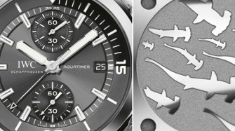 """Aquatimer Chronograph Edition """"Sharks"""" Trends and style"""