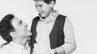 Vidéo. Mazen and Luca George Hayek - IWC engineered for the best fathers
