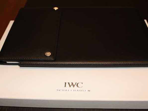 Win an IWC Ipad cover - A new competition every day