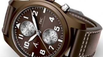 """""""The Last Flight"""" watch to be auctioned in Geneva"""