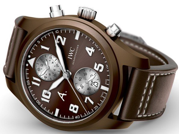 "IWC - ""The Last Flight"" watch to be auctioned in Geneva"
