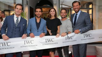 Celebrating boutique opening in Munich  Retail