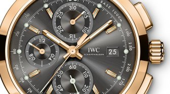 Ingenieur Chronograph Trends and style