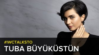Interview of Tuba Büyüküstün  People and interviews