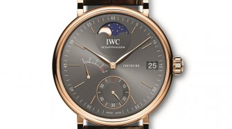 Portofino Hand-Wound Moon Phase Trends and style