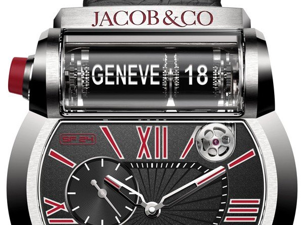 Jacob & Co - Only Watch 2015