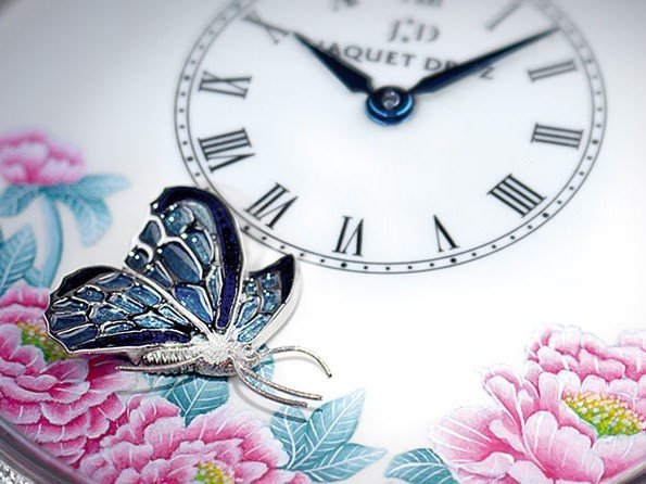 Jaquet Droz - The Butterfly Journey