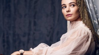 Diana Vishneva for Jaquet Droz People and interviews