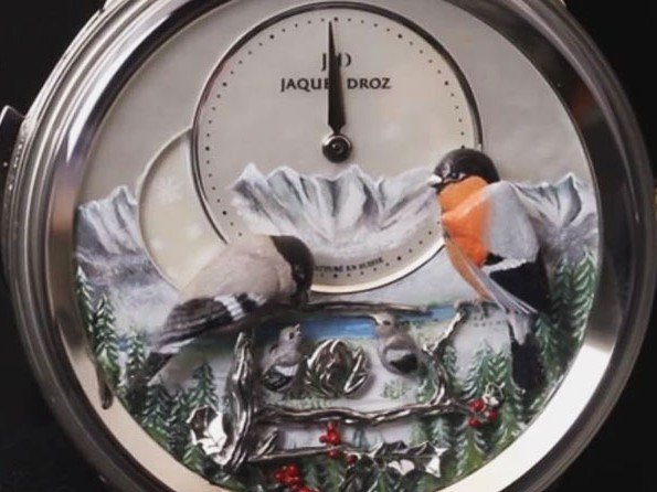 Jaquet Droz - Videos. Baselworld 2015
