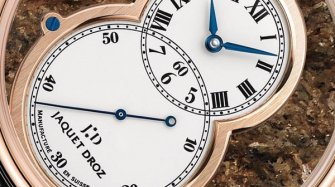 The Grande Seconde - a 230 year-young lady Trends and style