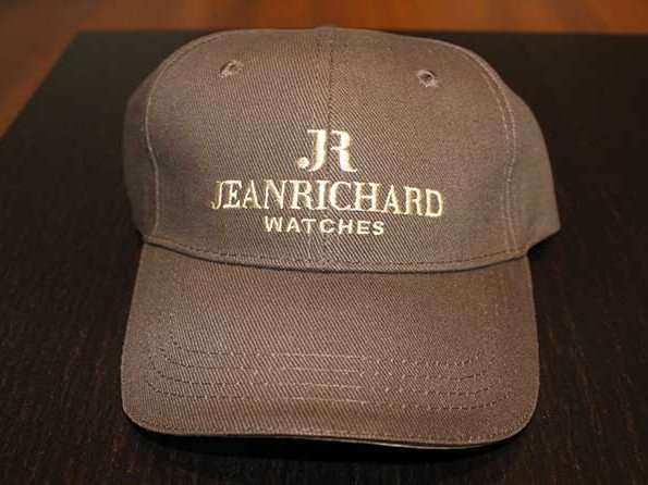 Win a Jeanrichard cap - A new competition every day