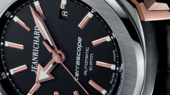 Terrascope Chrono Carbon Trends and style