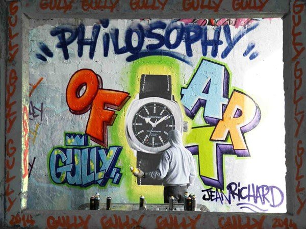 JeanRichard - Where Philosophy of Life meets Philosophy of Arts