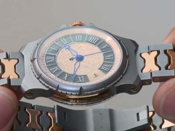 julien Coudray 1518 - Video. Baselworld 2014
