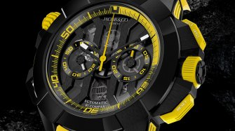 Epic X Chrono Only Watch 2017 Montres
