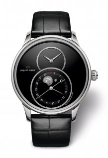 Grande Seconde Moon Onyx
