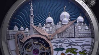 Abu Dhabi Al Zayed Mosque Trends and style