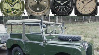 In search of a horological Land Rover Trends and style