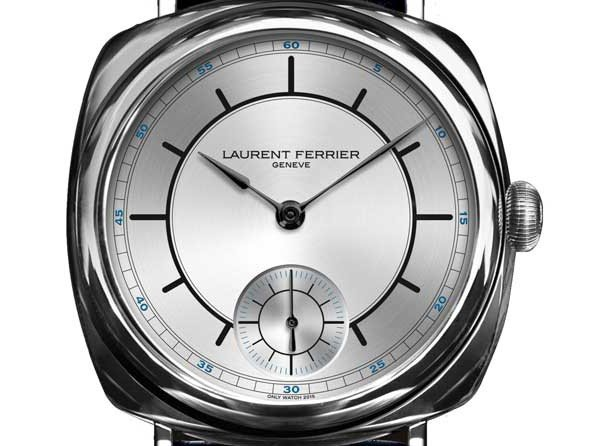 Laurent Ferrier - Galet Square pour Only Watch