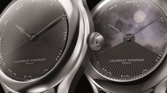 Laurent Ferrier: classic, technical and aesthetically appealing People and interviews