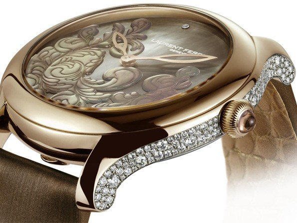 Laurent Ferrier - Galet Micro-Rotor Lady F