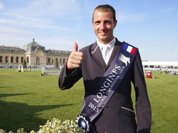 Longines - Video. Longines Global Champions Tour Grand Prix of Chantilly 2015