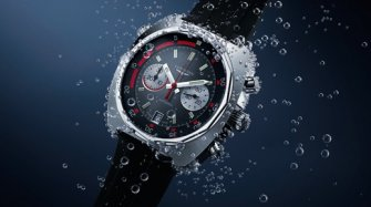 The Heritage Diver, two versions Trends and style