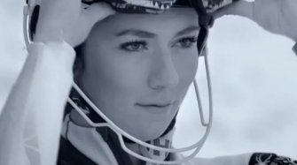 Video. Mikaela Shiffrin