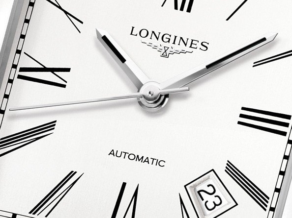 Longines  - The Longines Heritage 1968, steel