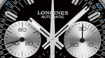 The Longines Heritage 1973, black dial Trends and style