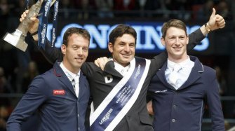 Finale Longines FEI World Cup™ Jumping 2016