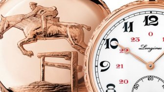 Longines Equestrian Lépine Trends and style