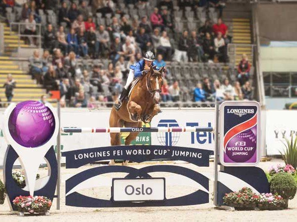 Longines - Longines FEI World Cup Jumping