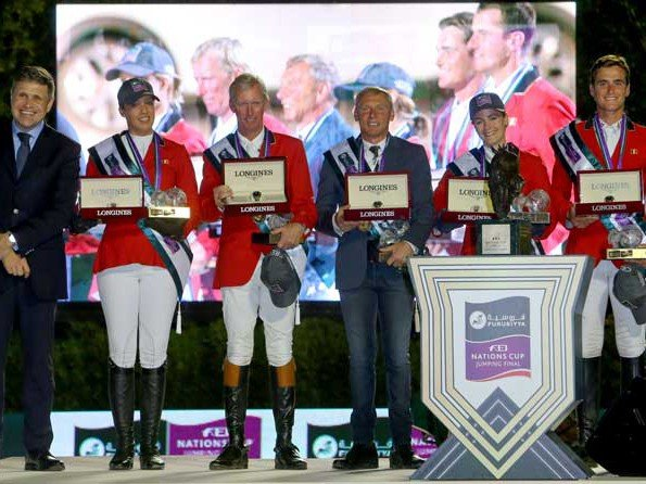 Longines - Furusiyya FEI Nations Cup Jumping