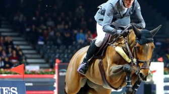 The Conquest Classic at the Longines Hong Kong Masters 2014
