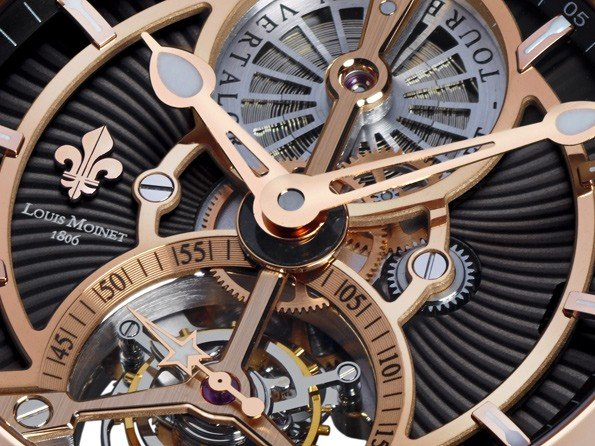 Louis Moinet - Vertalor