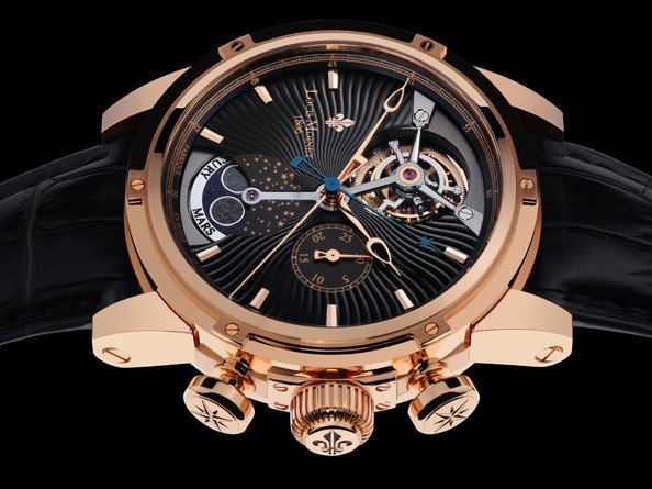 Louis Moinet - Video. The Story of Time
