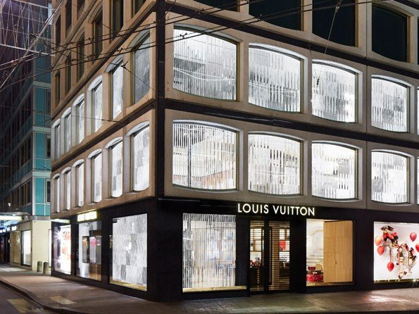 Louis Vuitton - Reopening of the Geneva store