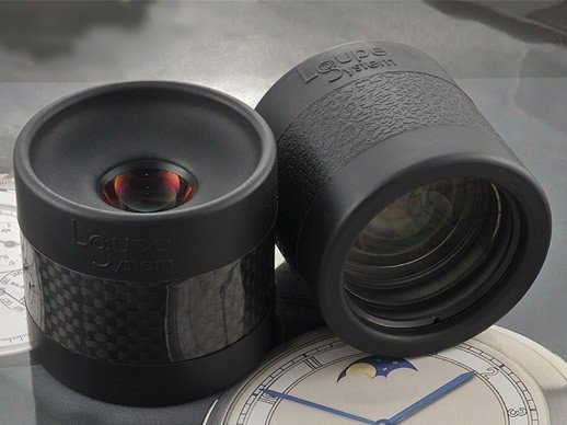 Loupe System - In sharp focus