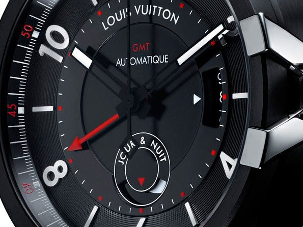 Louis Vuitton - Tambour éVolution In Black