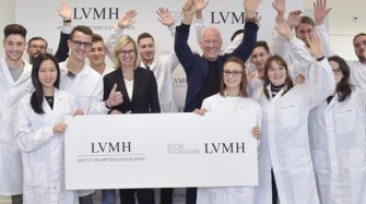 The LVMH Ecole d'Horlogerie is up and running Brands