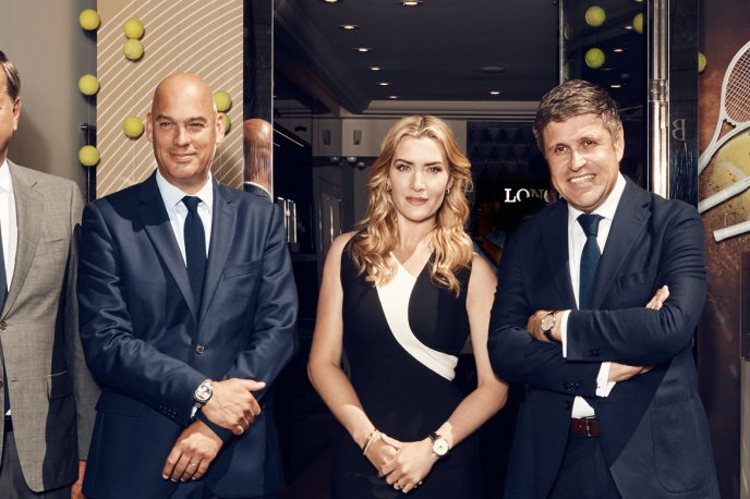 The exclusive Flagship Heritage watch by Kate Winslet Watches