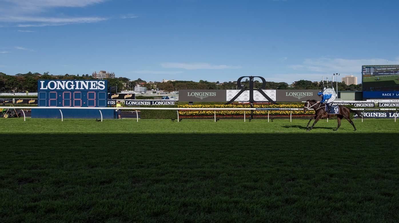 Longines - The Longines Queen Elizabeth Stakes