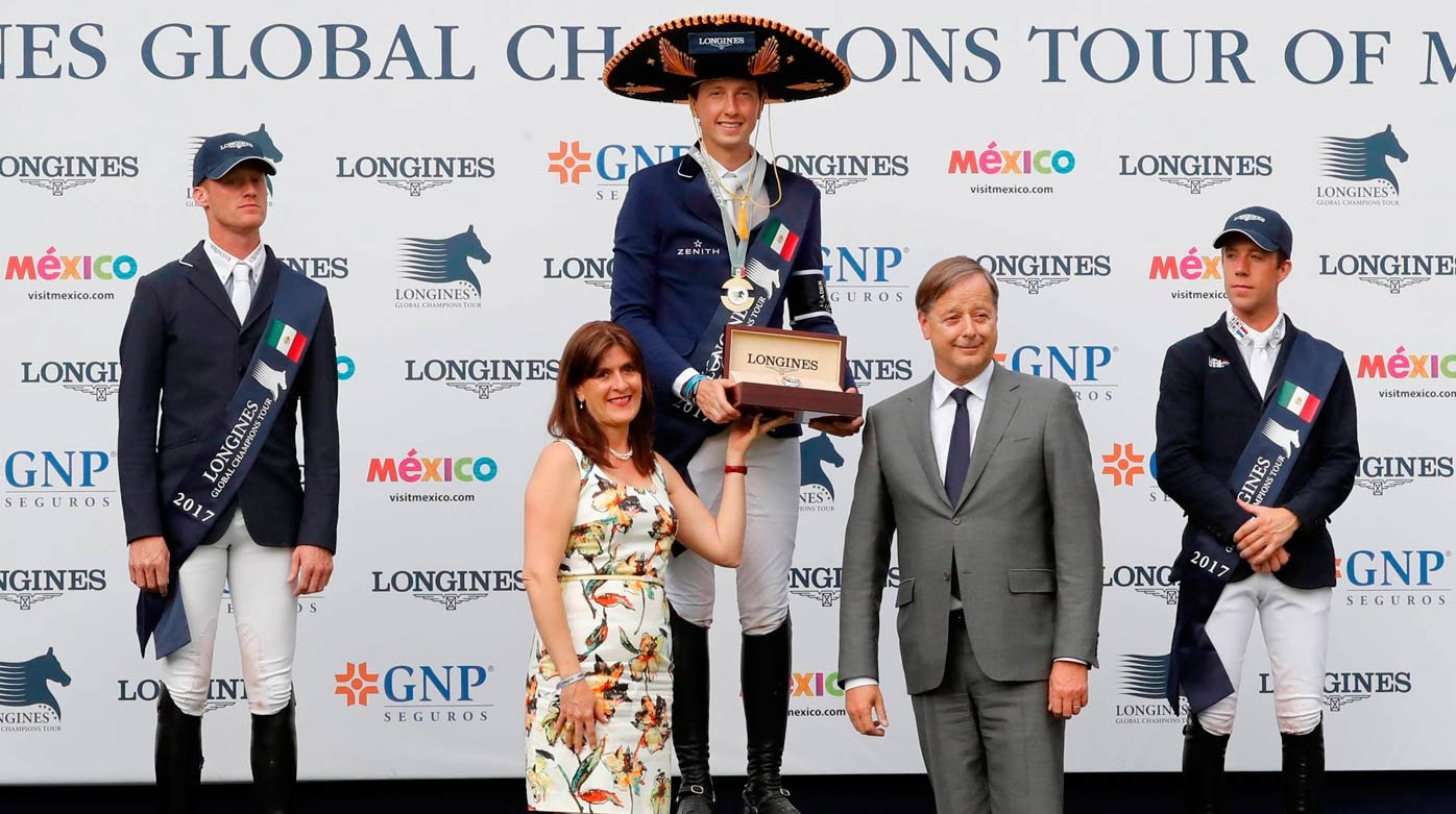 Longines - Longines Global Champions Tour 2017 à Mexico City