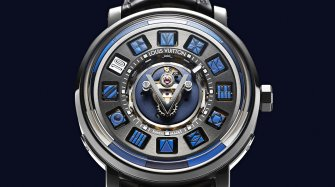 Escale Spin Time Central Tourbillon Trends and style